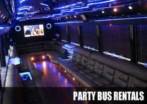 New Jersey Party Bus Rental