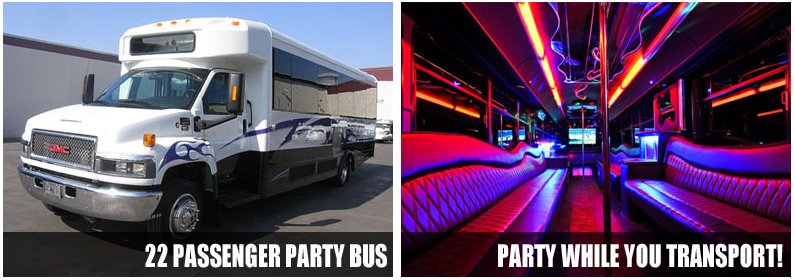 Party Bus Rentals New Jersey