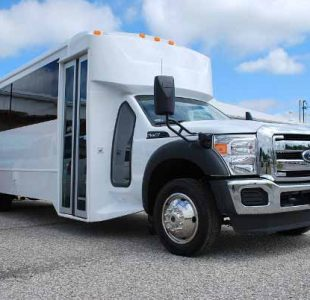 22 Passenger Party Bus Rental New Jersey