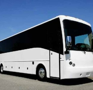 40 Passenger Party Bus New Jersey