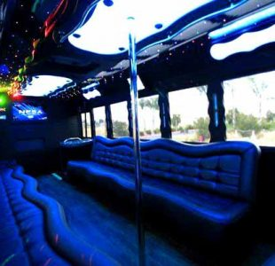 40 People Party Bus New Jersey