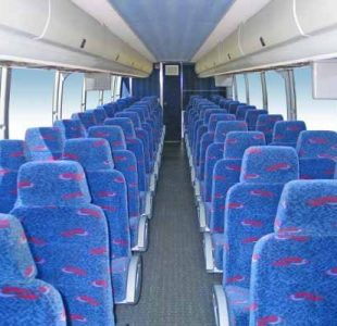 50 Passenger Party Bus New Jersey