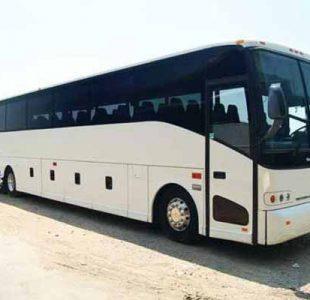 50 Passenger Charter Bus New Jersey
