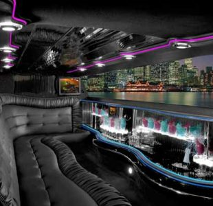 Chrysler 300 Limo Interior New Jersey