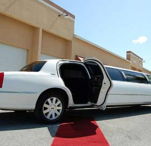 Lincoln Stretch Limousine New Jersey