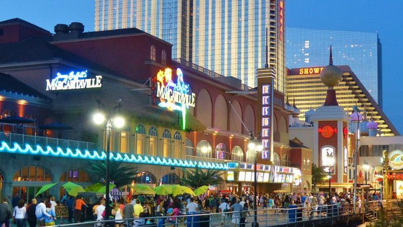 Party Bus Service Atlantic City New Jersey